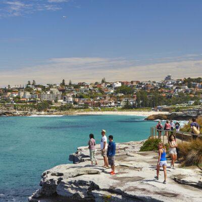 Coastal Hike Coogie to Bondi Beach