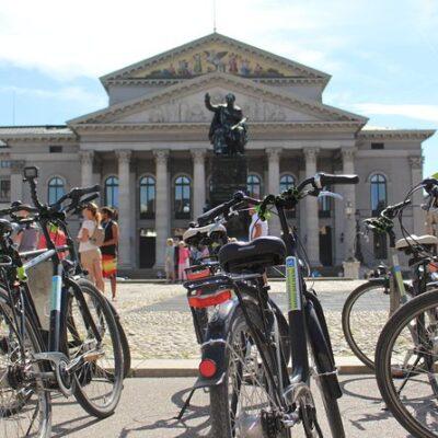 Bike Tour, Munich