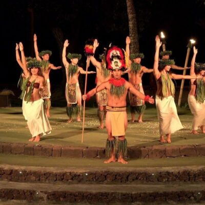 Traditional Luau
