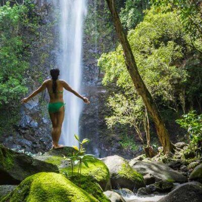 Secret Falls Kayak and Hike