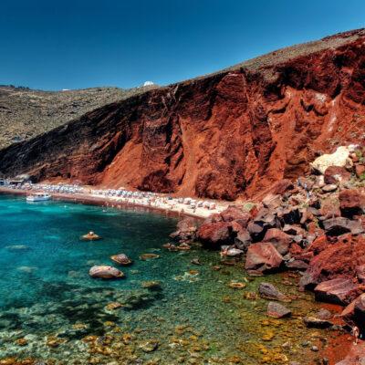 Archeological Sites & Beaches, Santorini