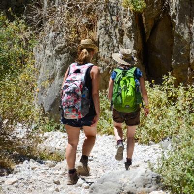 Imbros Gorge Tour, Crete
