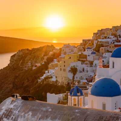 Oia Sunset Tour, Santorini