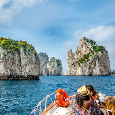 Sailing, Capri