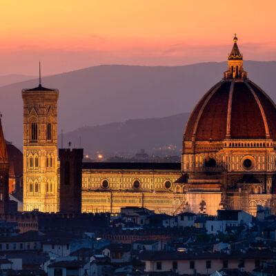 The Duomo at Santa Maria del Fiore, Florence