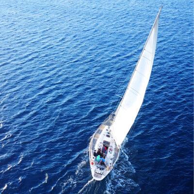 Sailing Saronic Islands